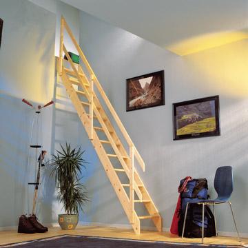 Bigmat promacovi s l tienda online de decoracion y - Escaleras para altillos ...