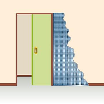 Bigmat promacovi s l tienda online de decoracion y - Estructuras para puertas correderas ...